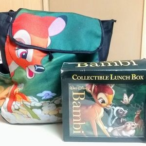 Loungefly Disney Backpack and Collectable Lunchbox